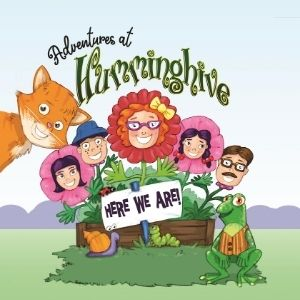 Adventures at Humminghive - Here we are! by Beverley Omsky